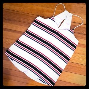 Barcelona tank top from express.